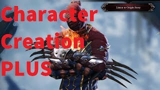 Character Creation Plus