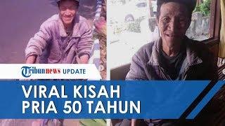 Kisah Pria 50 Tahun Kembalikan Dompet Temuan ke Pemiliknya, Kayuh Sepeda dari Solo Menuju Pasuruan