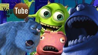 YTP - Monsters Stink! - dooclip.me