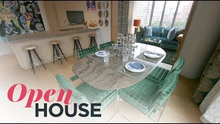 The SoHo Apartment Of A European Designer | Open House TV