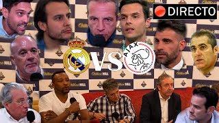 Real Madrid 1-4 Ajax Con EL CHIRINGUITO | VUELTA OCTAVOS CHAMPIONS