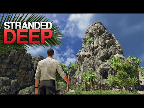 THE GREAT CLIMB! Stranded Deep S4 Episode 29