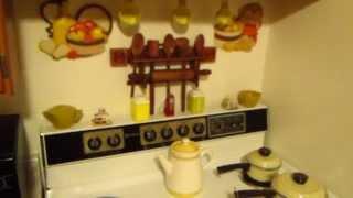 Vintage 1955 House The Kitchen
