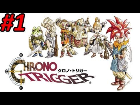 Gameplay de Chrono Trigger