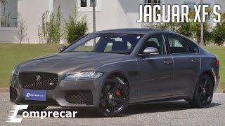 Jaguar XF S - V6 3.0 - 380cv   ComprecarTV  Compre