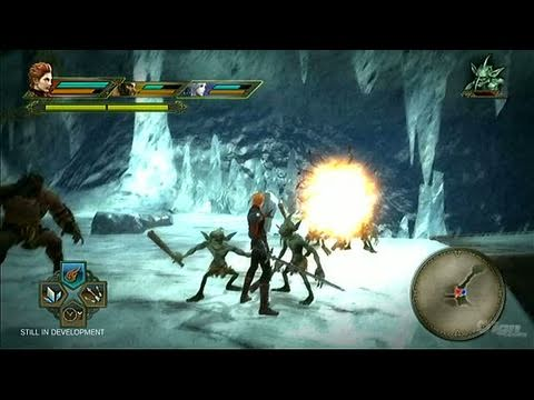 Видео № 0 из игры Trinity Souls of Zill O'll (Б/У) [PS3]