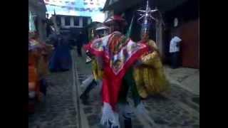 preview picture of video '22 de Julio del 2014 Cuadrilla de Payasos Xico Chimalco junto con los penquitos del barrio'
