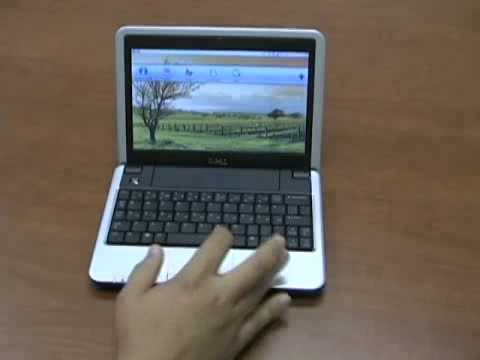 Dell Inspiron Mini 9 Review - Notebook Review Mp3