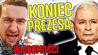 Z ostatniej chwili! Kaczyński TRACI WŁADZĘ | WIADOMOŚCI