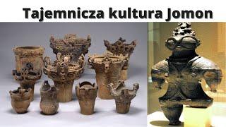 Kultura Jomon. Prehistoryczna historia Japonii.