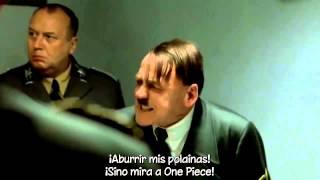 Hitler se entera del final de Kami Nomi