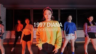 Brockhampton   1997 DIANA  Choreography By Vella  Girl's HipHop Class  아트원 아카데미