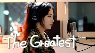Sia - The Greatest ( cover by J.Fla )