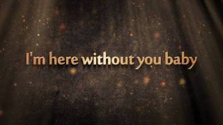 3 Doors Down   Here Without You (lyrics)