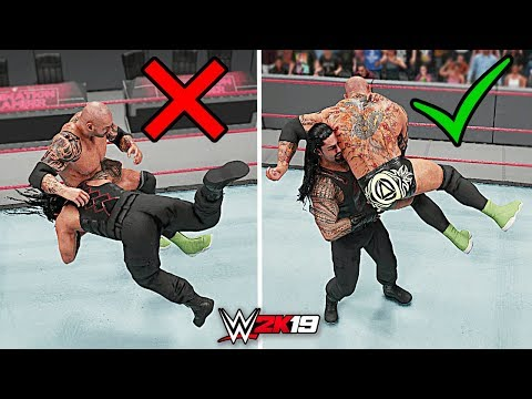 WWE 2K19 Top 10 Superstars Who Need New Finishers!!