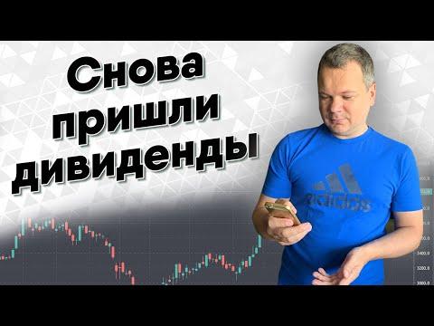 ПРИШЛИ ДИВИДЕНДЫ ГАЗПРОМА И СУРГУТНЕФТЕГАЗА / Инвестиции в денежный четверг