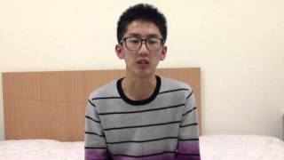 Canberra Government Schools International Student Success Story-Peter Tian-student life in Canberra