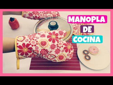 MANOPLA DE COCINA - MI ATELIER