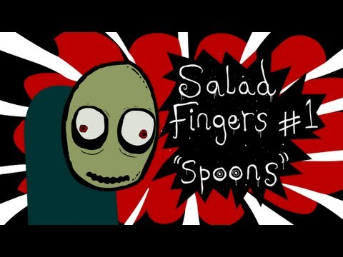 , title : 'Salad Fingers 1: Spoons'
