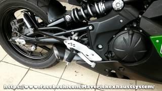 er6n exhaust sc project - मुफ्त ऑनलाइन वीडियो