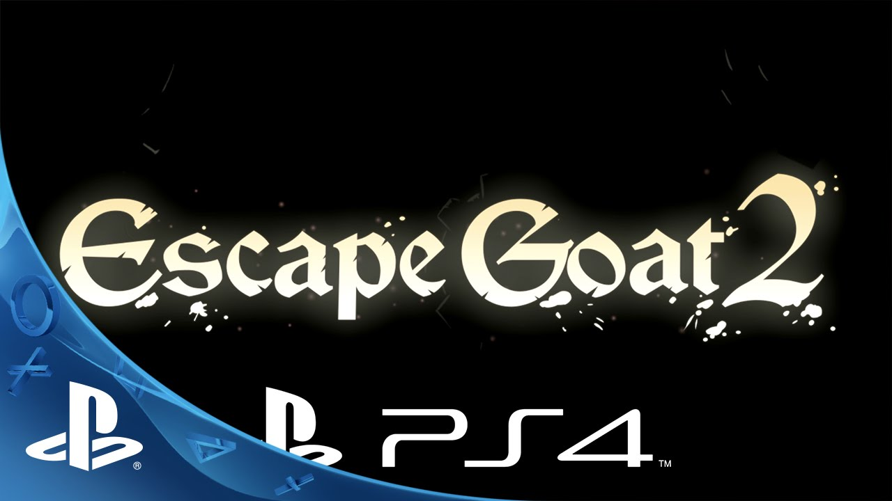 Escape Goat 2 Out Today on PS4
