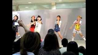 20140504池間夏海LOLLIPOP-レインボー@イオン北谷2部