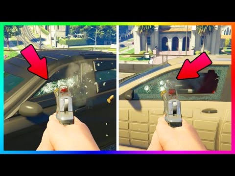 "GTA 5 NEW BULLETPROOF & ARMORED CAR TESTS - ""FINANCE & FELONY"" DLC CAR WARNINGS + BUYER BEWARE!"