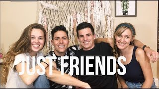 How To Be Friends With Guys (And Nothing More)