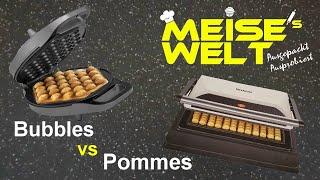 Bubbles (Princess) vs Pommes (Severin)