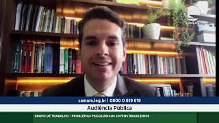 GT - PROBLEMAS PSICOLÓGICOS JOVENS BRASILEIROS - Problemas Psicológicos Jovens Brasileiros - 20/10/2021 16:00