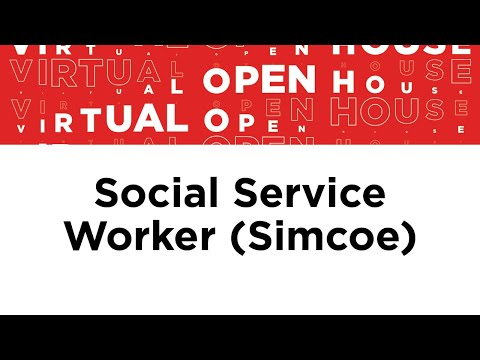 Social Service Worker (Simcoe) - YouTube