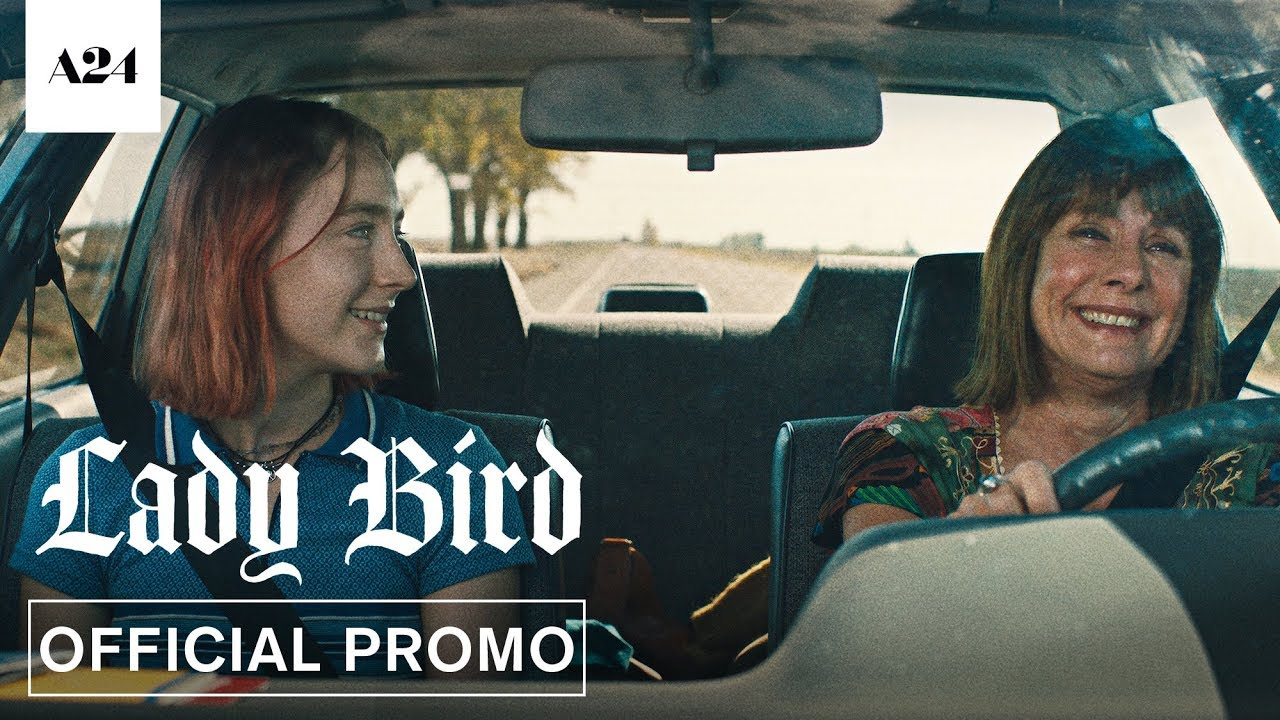 Trailer för Lady Bird