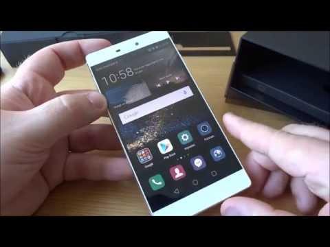 Huawei P8: Unboxing e Prime Impressioni