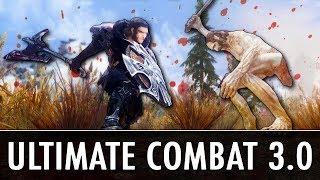 Skyrim Mod: Ultimate Combat 3.0
