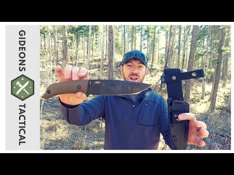 Best Survival Knife Under $100: Ka-Bar Turok