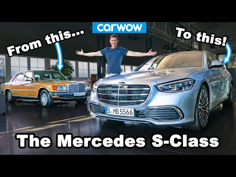 Mercedes S-Class: all you need to know!