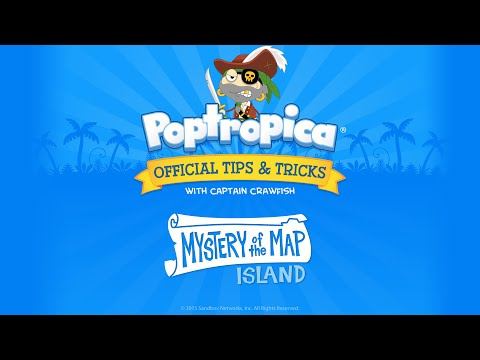 Cheats For Poptropica Mystery Of The Map Island