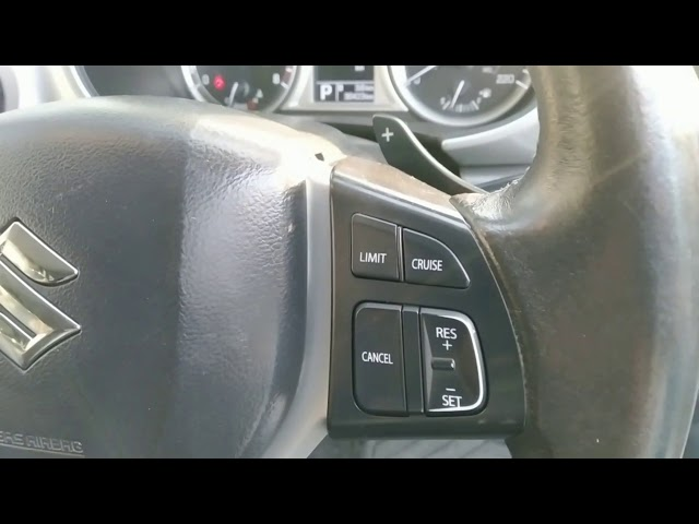 Suzuki Vitara GLX 1.6 2017 for Sale in Lahore