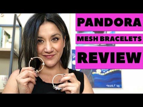 Pandora Mesh Bracelet Review: Should You Buy One?