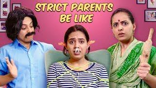 Being A Girl: Having Strict Parents || Swara