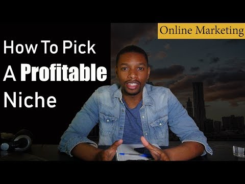 How To Find Profitable Niche Markets in 2018!