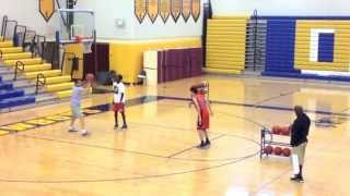 Joe Foley (14 yrs old) - 2013 National Free Throw Champion