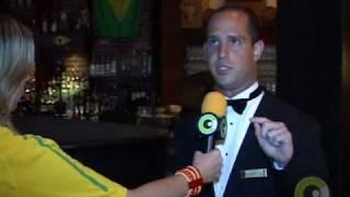 Churrascaria Plataforma - Ricardo Dalmeida - Copa do mundo - Brasil x Chile - Video Youtube