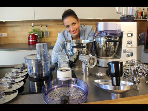 Küchenmaschine: Kenwood Cooking Chef / Vorstellung / Sallys Welt