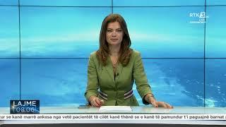 RTK3 Lajmet e orës 08:00 20.09.2021