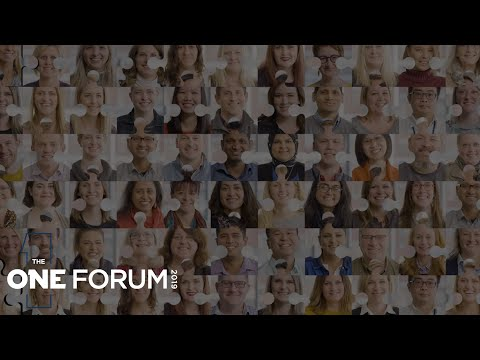 Be The Match Opening Video for the ONE Forum