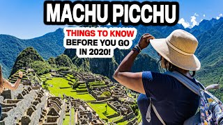MACHU PICCHU Peru | Things to Know BEFORE You Go (SECRETS & FUN FACTS) - Travel Peru