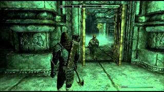 Skyrim: Reach the Oculory (find key)