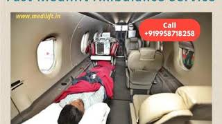 Quick Medilift Air Ambulance Service in Patna