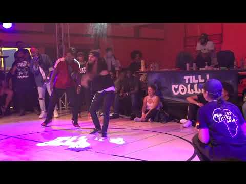 Till I collapse Battle 2018|Krump Judge Demo Rowdy|